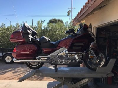 best oil for goldwing 1800