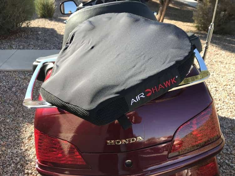 Airhawk seat cushion