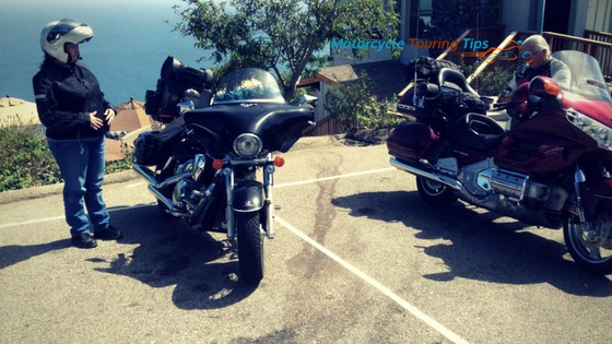 motorcycle packing hacks