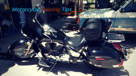 storing your motorcycle without a garage