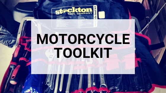 best roadside toolkit for motoorcycle