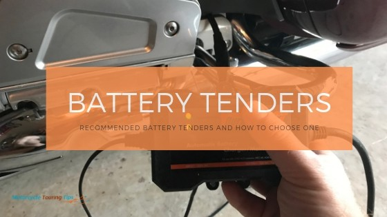 battery tender for motorcycle