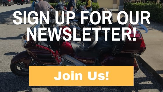 motorcycle touring tips newsletter