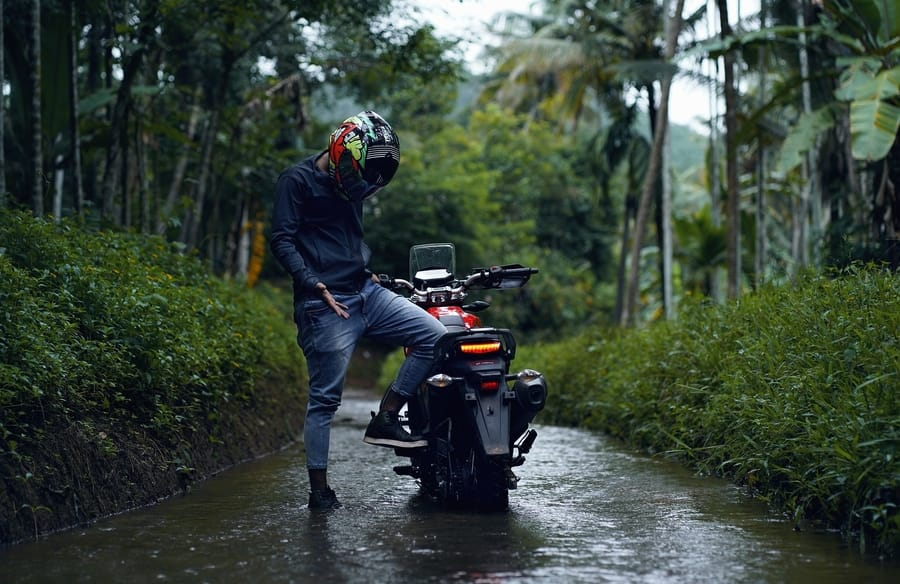 need motorcycle rain gear